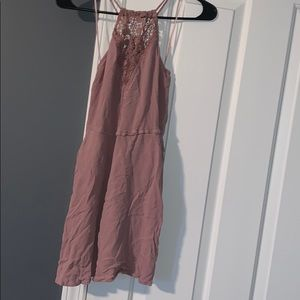 Pink Kendall and Kylie dress